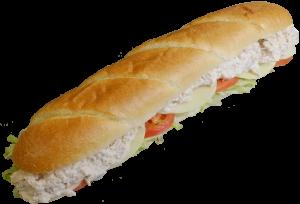 12 Inch Tuna Sub